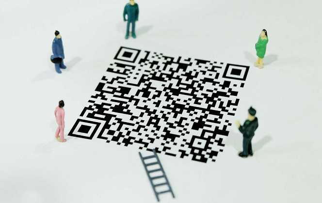 China to set up industrial base for QR code development